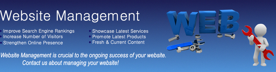 Corpus Christi Website Management